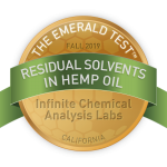 Solvents in hemp oil Fall 2019