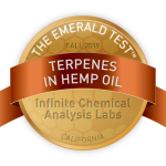 Terpenes in hemp oil Fall 2019