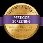 ESC PesticideScr-Spring2020-InfiniteChem
