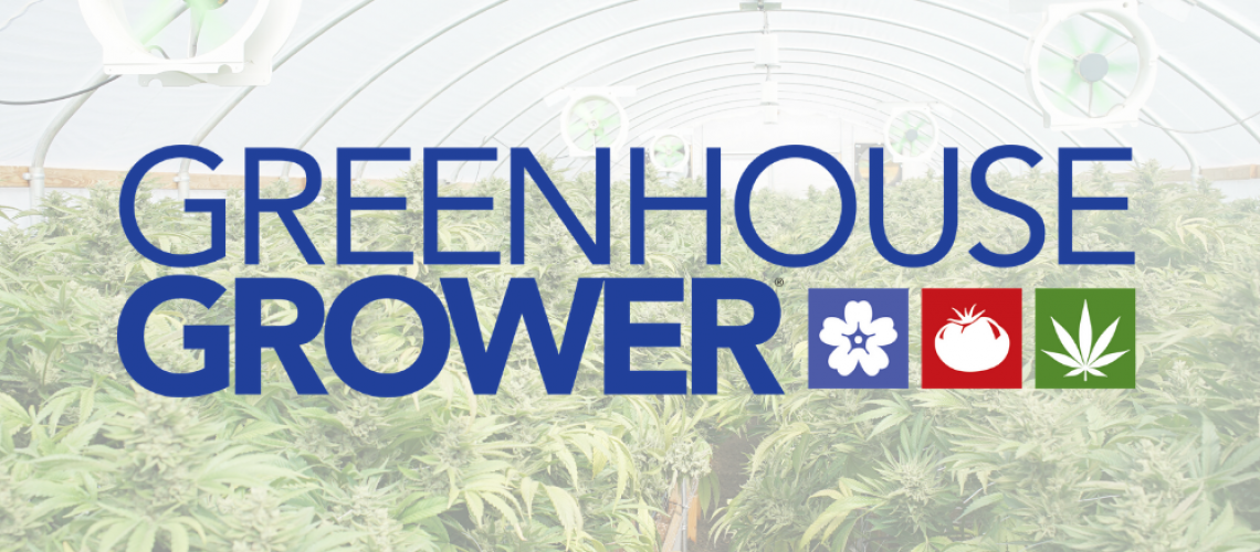 Green House Grower Banner